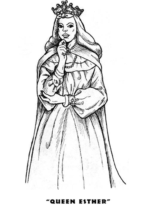 Reina Ester - Festividades